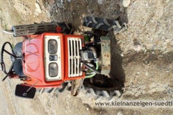 Kleintraktor yanmar