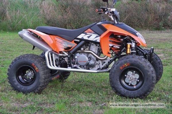 Verkaufe Quad KTM 525XC ATV in Top Zustand