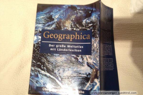 Atlas Geographica zu verschenken