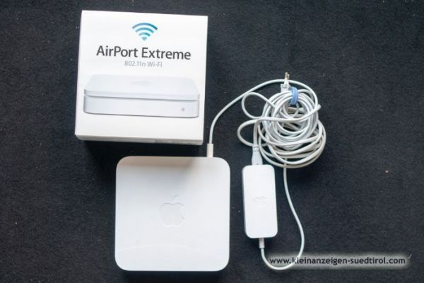 Router Apple AirPort Extreme 802.11n