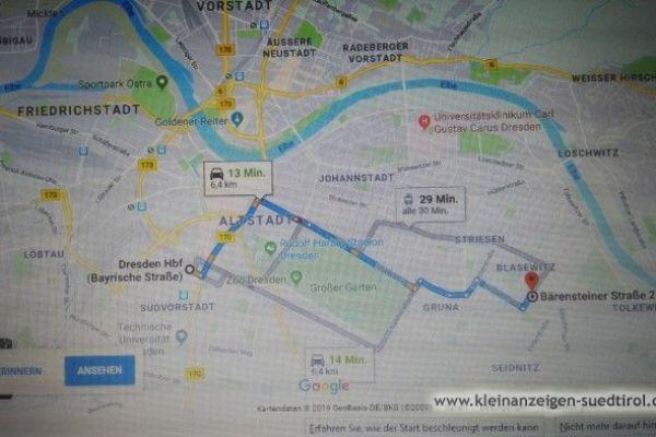Suche Mitfahrgelegenheit nach Deutschland