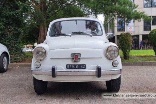 Verkaufe Fiat600 D