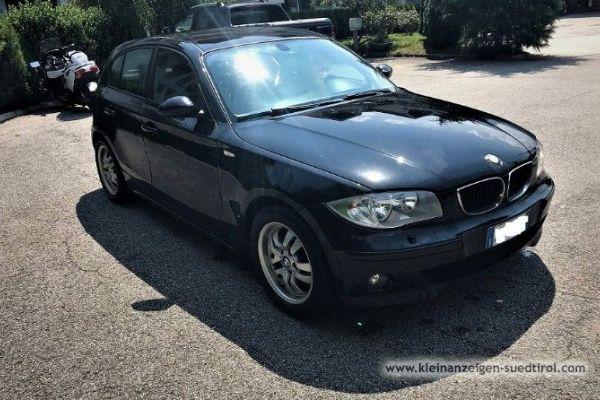 BMW 118D 122PS