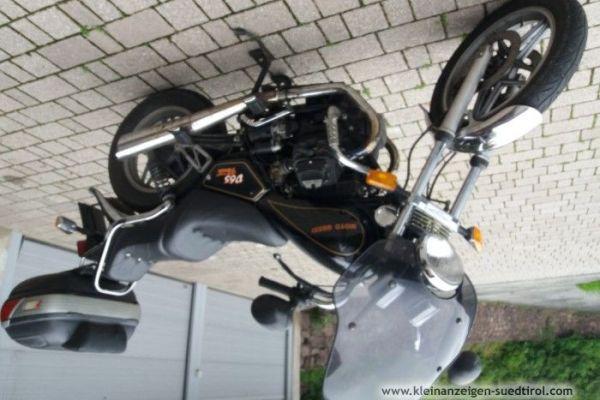 Moto Guzzi 650 Florida zu verkaufen