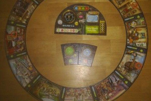 Spiel: Die turbulente Zeitreise Tiptoi