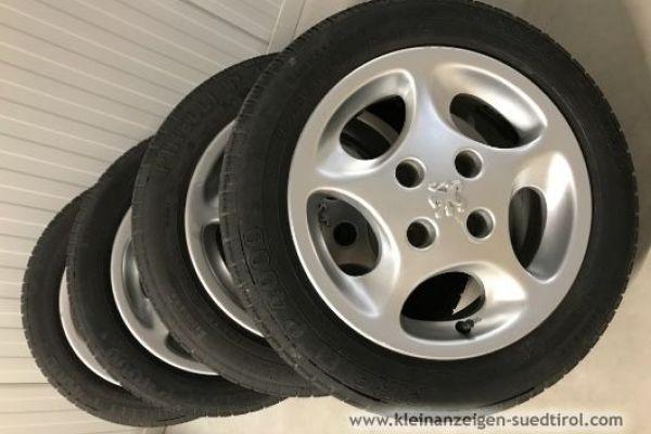 14 Zoll Peugeot Alu-/Leichtmetallfelgen