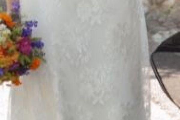 Still-Brautkleid, Schwangerschafts-Brautkleid