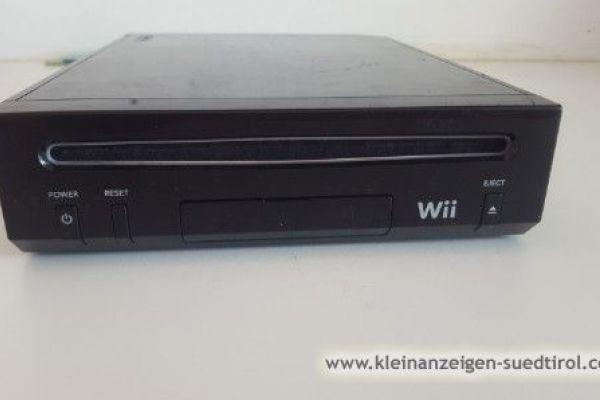 Wii konsole mit 2 controler.