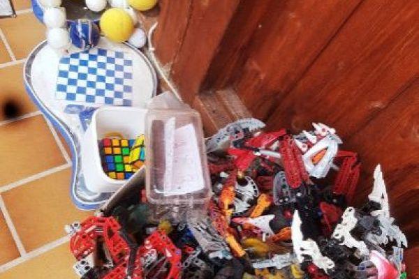 Lego Technik + Spielsachen