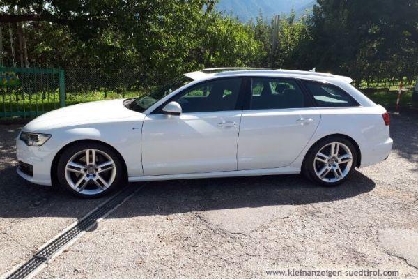 Audi A6 Avant 3.0 TDI S-Line