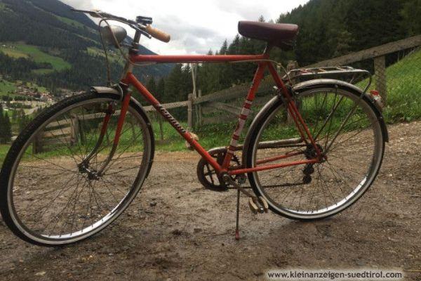 Herren-Fahrrad Legnano 1958