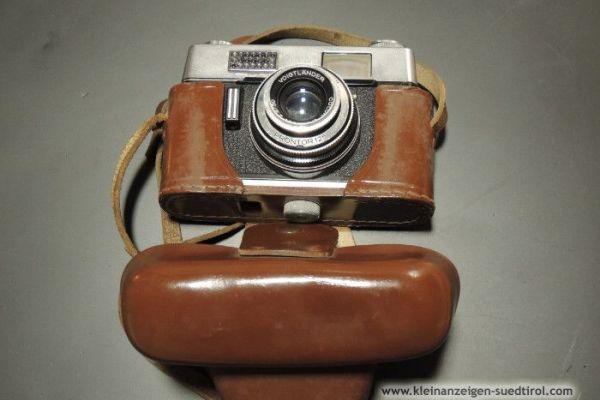 Fotoapparat für Sammler
