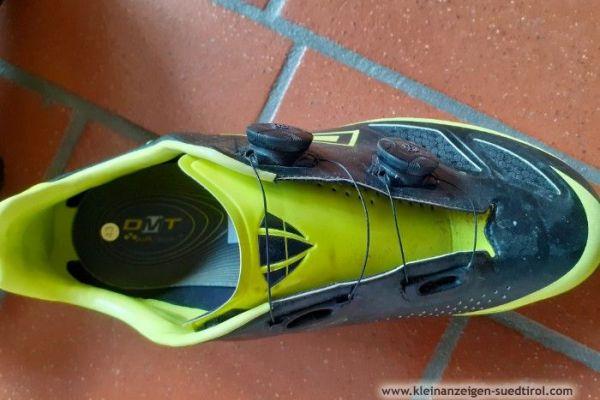 Verkaufe neuwertige Rennradschuhe