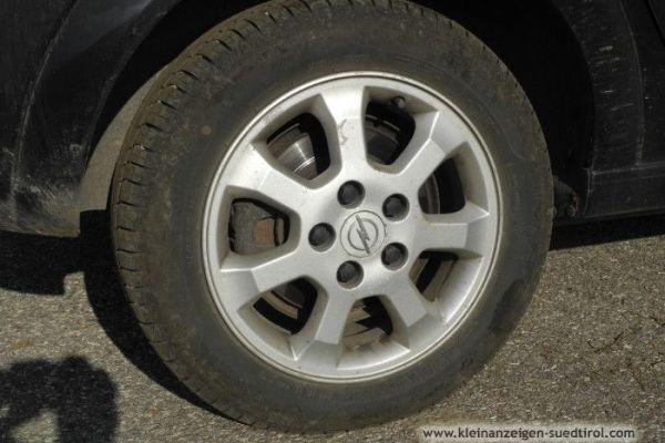 Alufelgen für Opel
