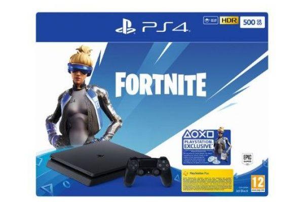 PS4 500gb fortnite neo versa bundle