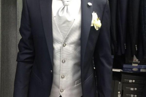 Hochzeitsanzug der Kollektion 2019 - Lubiam 1911
