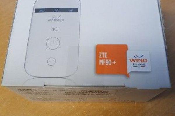 Mobile Wi-Fi Wind