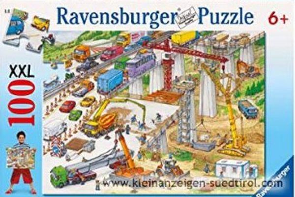 Ravensburger Puzzle 100 XXL 6+