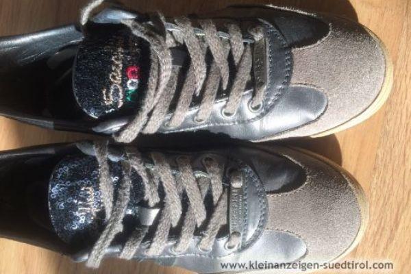 Serafini italienische Leder Sneaker