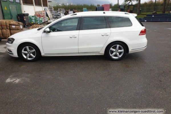 VW Passat R Line BJ 2013 120000 km €12.500