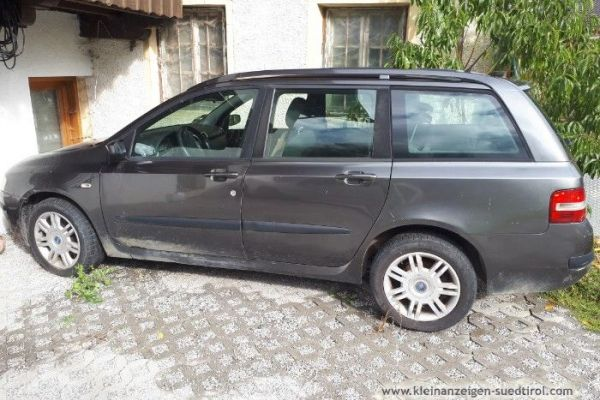 Fiat stilo multijrt 120 cv