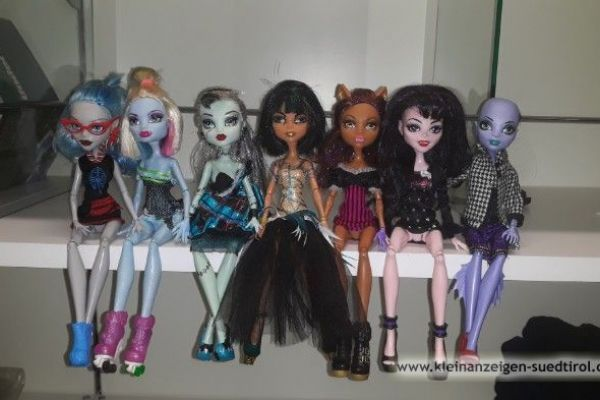 Monster High Puppen