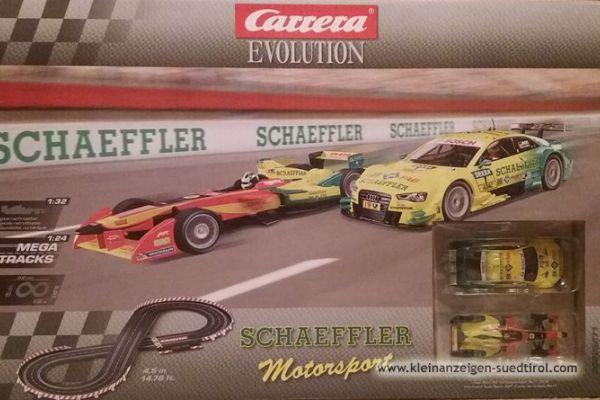 Autorennbahn: Carrera Evolution - Sonderedition