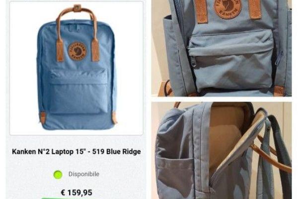 Kanken Laptop Rucksack
