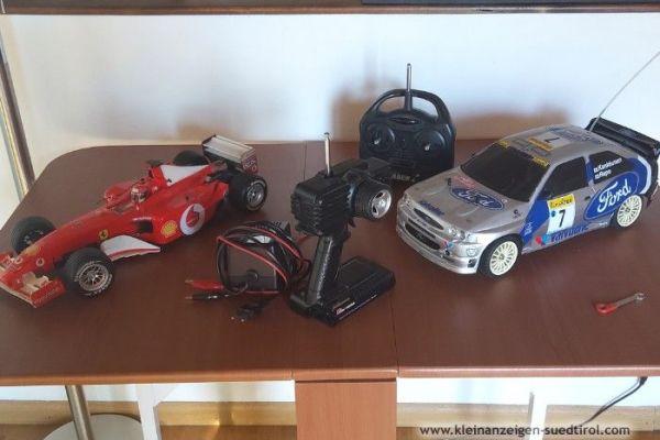 Ferngesteuerte Automodelle