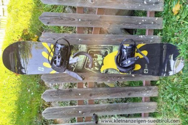Snowboard 151cm zu verkaufen