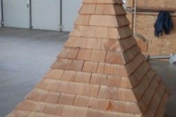 Glockenturm für Hausdach