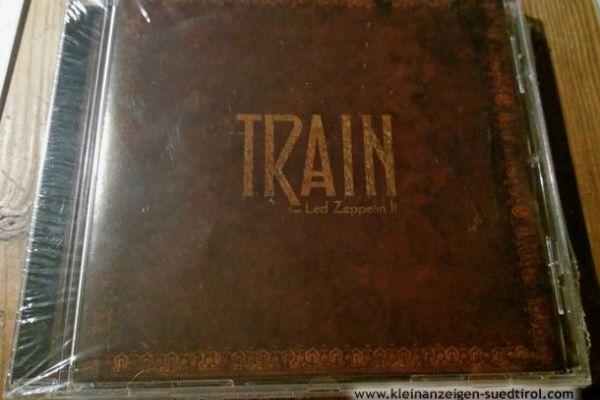 CD - Train Does Led Zeppelin II