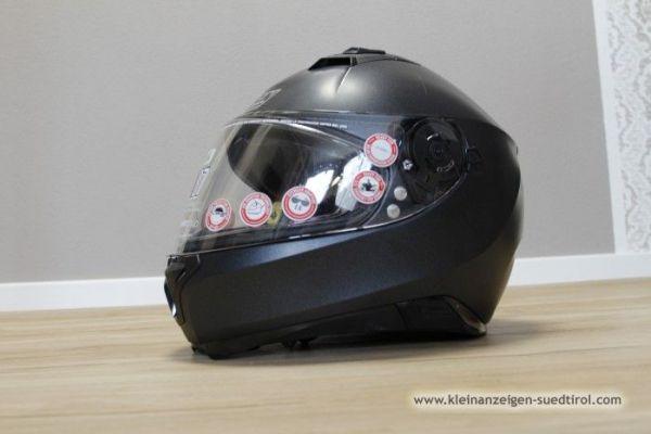 Motorradhelm der Marke Nolan 90€ vhb.