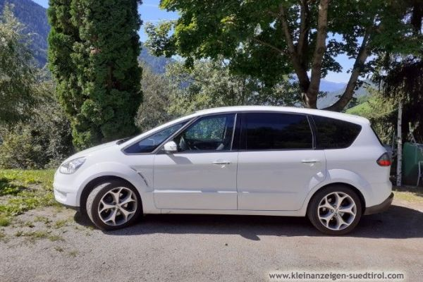 Ford S-Max 7 Sitzer
