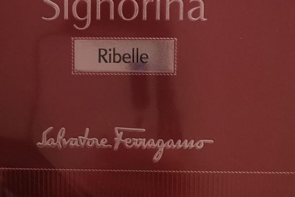 Ungeöffneter Parfum von Salvatore Ferragamo