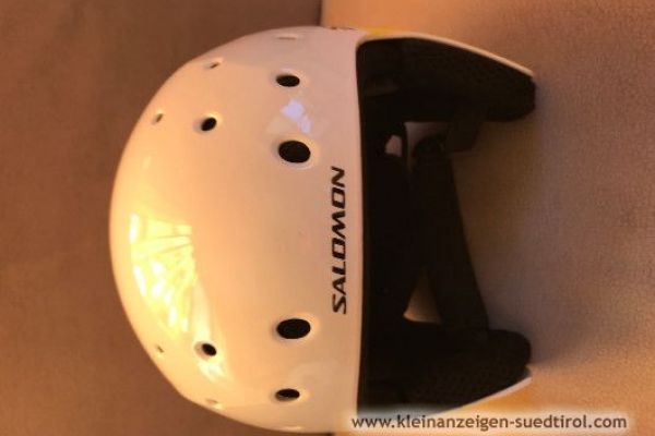 Skihelm Salomon Junior S