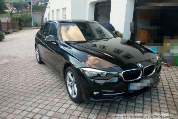 BMW 318d Limo, Sportline, M-Paket, Vollleder