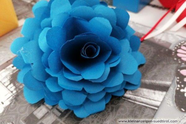 Verkaufe selbstgemachte Rosen
