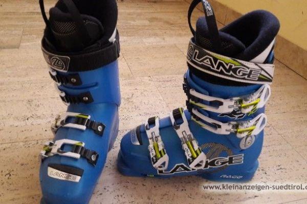 Kinder-Skischuh Marke Lange