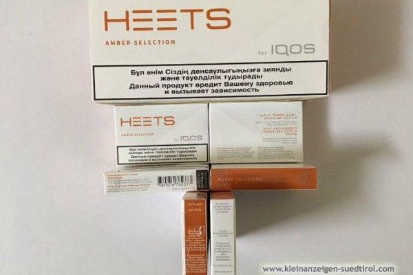 Wir bieten günstige Heets Iqos Sticks