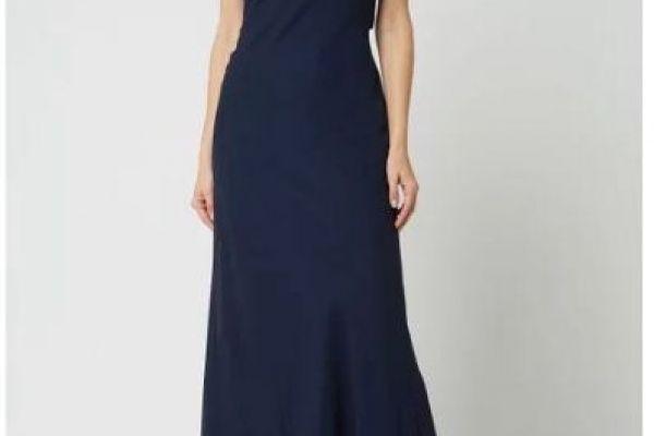 Abendkleid inkl. Stola aus Chiffon