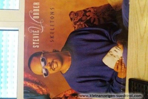 Lp Stevie Wonder 45 RPM