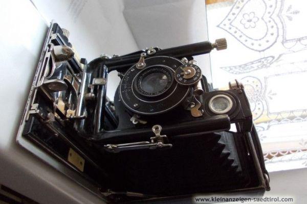 Vecchia fotocamera