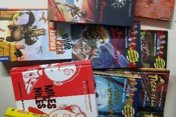 Verkaufe 12 Kinder-Jugendbücher im Paket um € 5,00