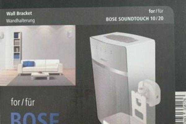 Wandhalterung Bose Soundtouch 10/20