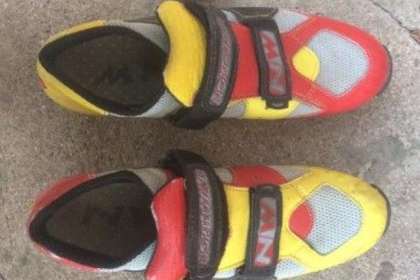 Radschuhe - scarpe da bici