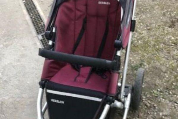 Kinderwagen buggy 2 in 1 sehr guten zustand zuverk