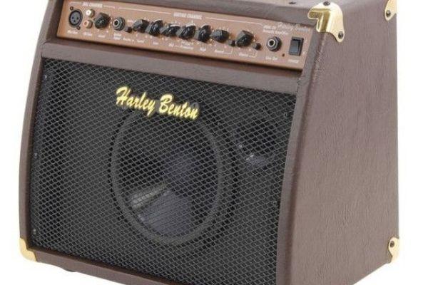 Akustik-Verstärker - Klein, leicht, laut
