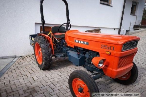 Traktor Fiat FN 250