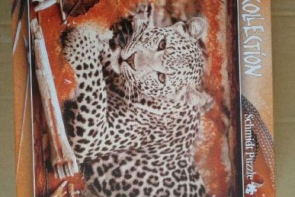 Schmidt Puzzle Africa Collection 1000 Stück